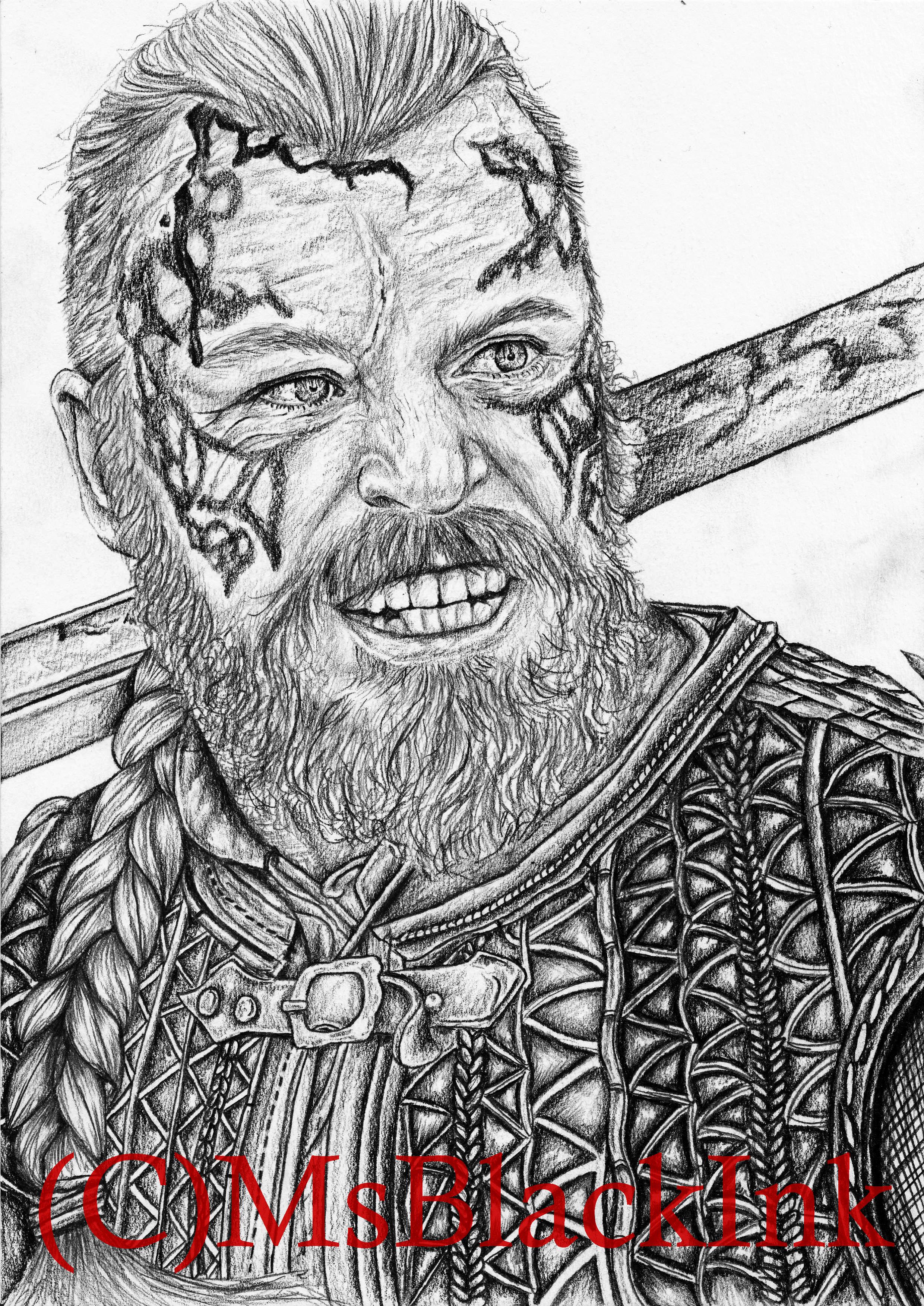 Harald Finehair - Vikings