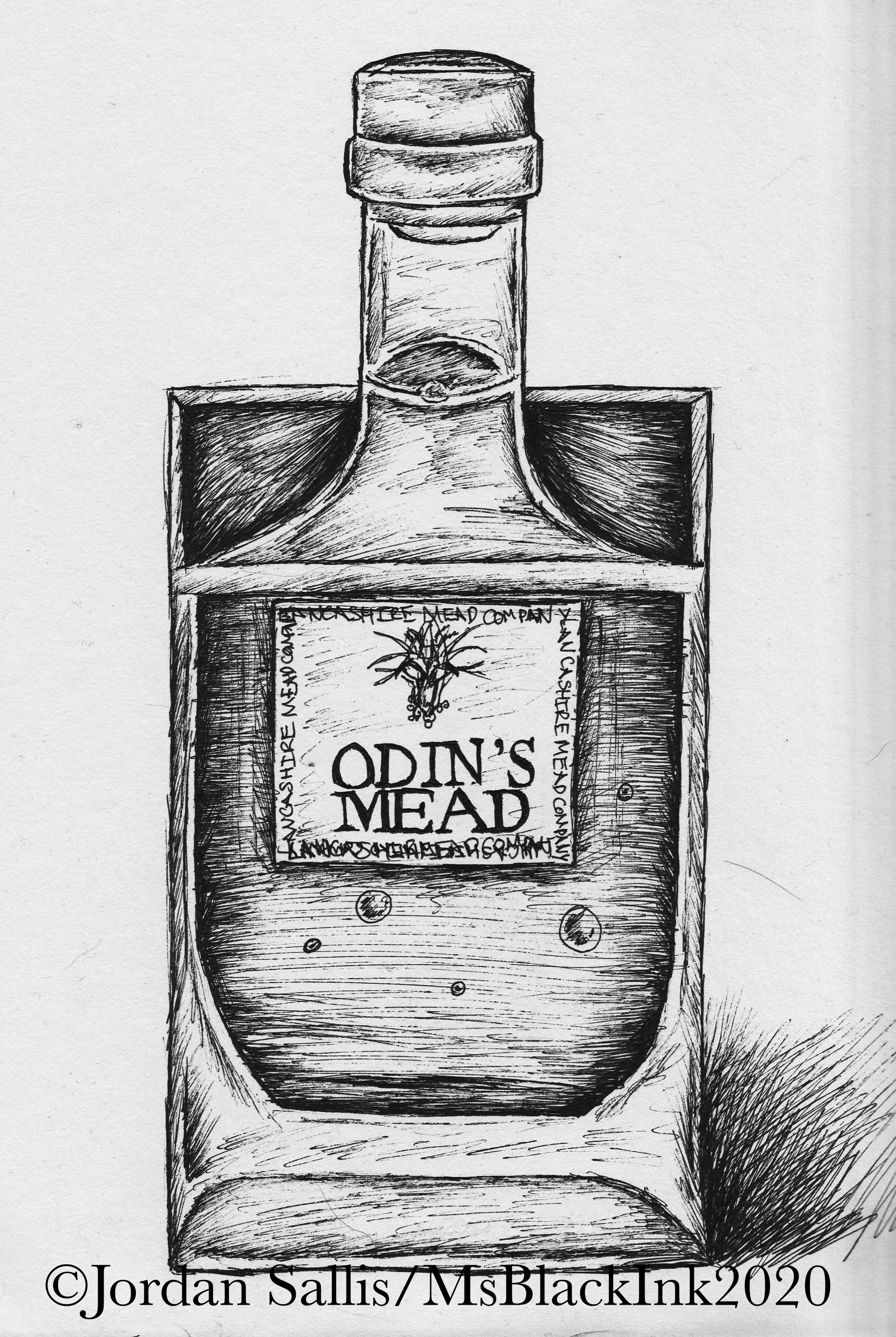 Odin's Mead - Lanchashire Mead