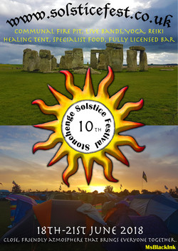 Stone Henge Summer Solstice