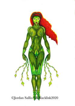 Poison Ivy - Batman DC