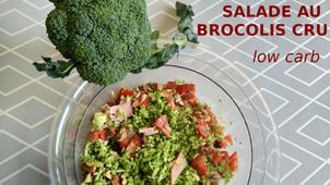 Salade d'été au brocolis