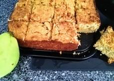 Gâteau pommes-coings, facile à faire!