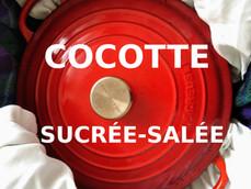 Cocotte sucrée-salée
