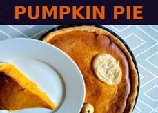 Pumpkin Pie, très facile à faire