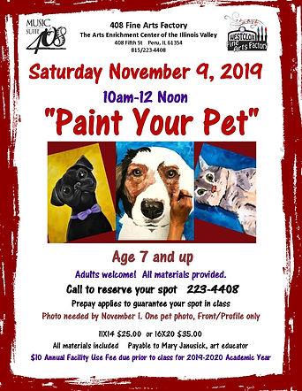 Paint Your Pet Nov 9, 2019 poster.jpg