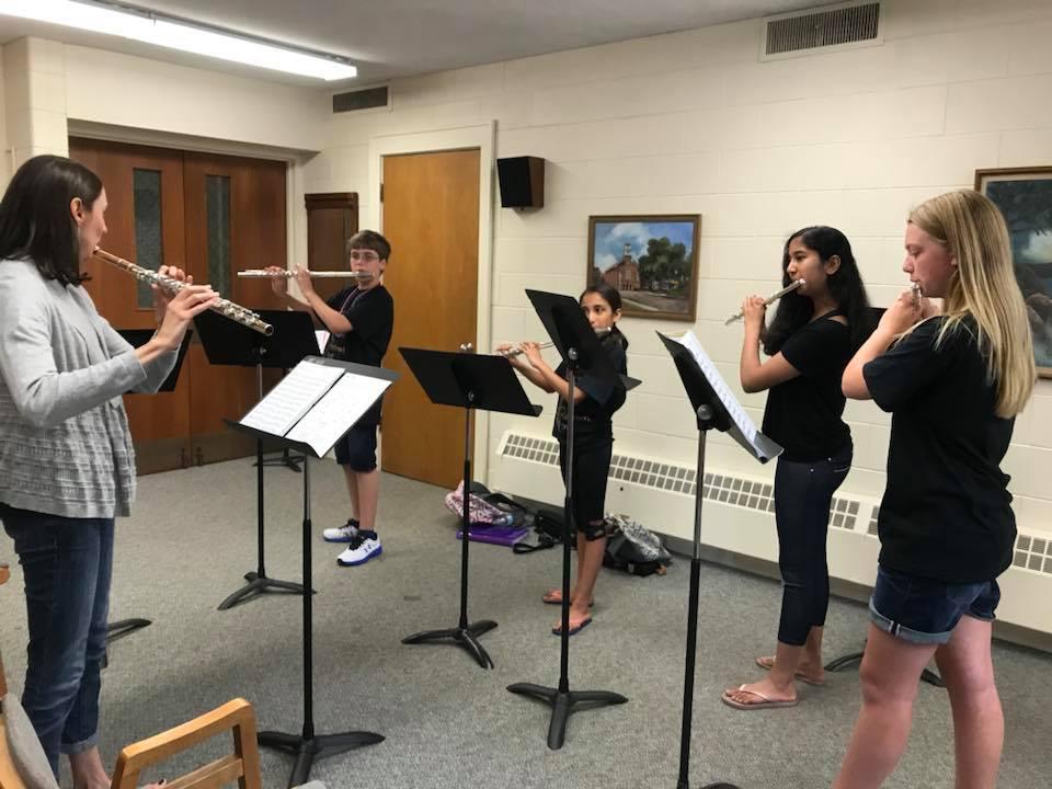 21st Annual Summer Flute Retreat
