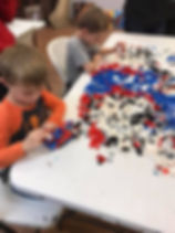 The Enrichment Center of the Illinois Valley, lego club, michelle black
