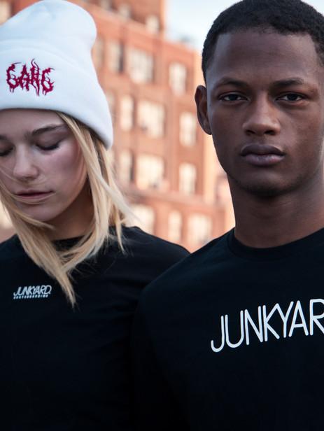 Junkyard - Sanna Bäckström, Lucas Cristino