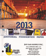 Janitorial Foodservice Paper