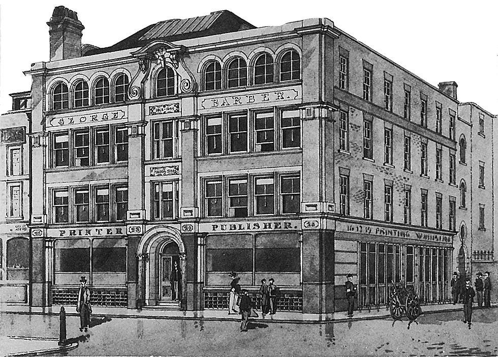 Furnival Street London
