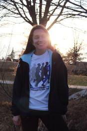 Katelin Daino, 19.