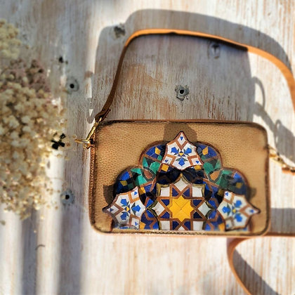 Boho Traditional Handmade crossbody bag