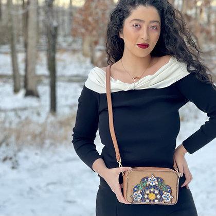 Persian boho Traditional Handmade crossbody bag