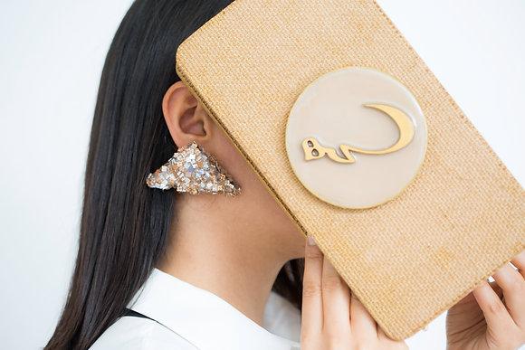 Hich (Nothing) Handmade Fancy Shoulder bag