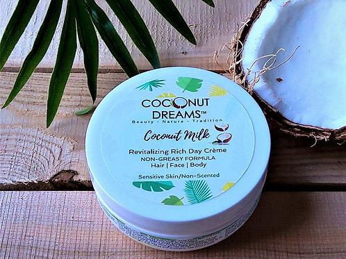 Gentle Coconut Milk (Non-scented) 4 oz