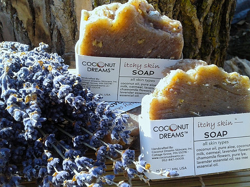 Itchy Skin (Face/Hands/Body Soaps)