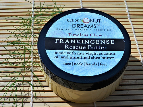 Frankincense Rescue Butter (Timeless Glow) 2oz