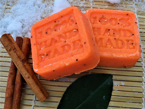 Carrots (Natural Beauty Soaps for Face)