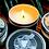 soy wax cappucino candle