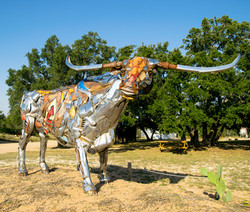 Ferdinand The Bull at Garrison Bros.