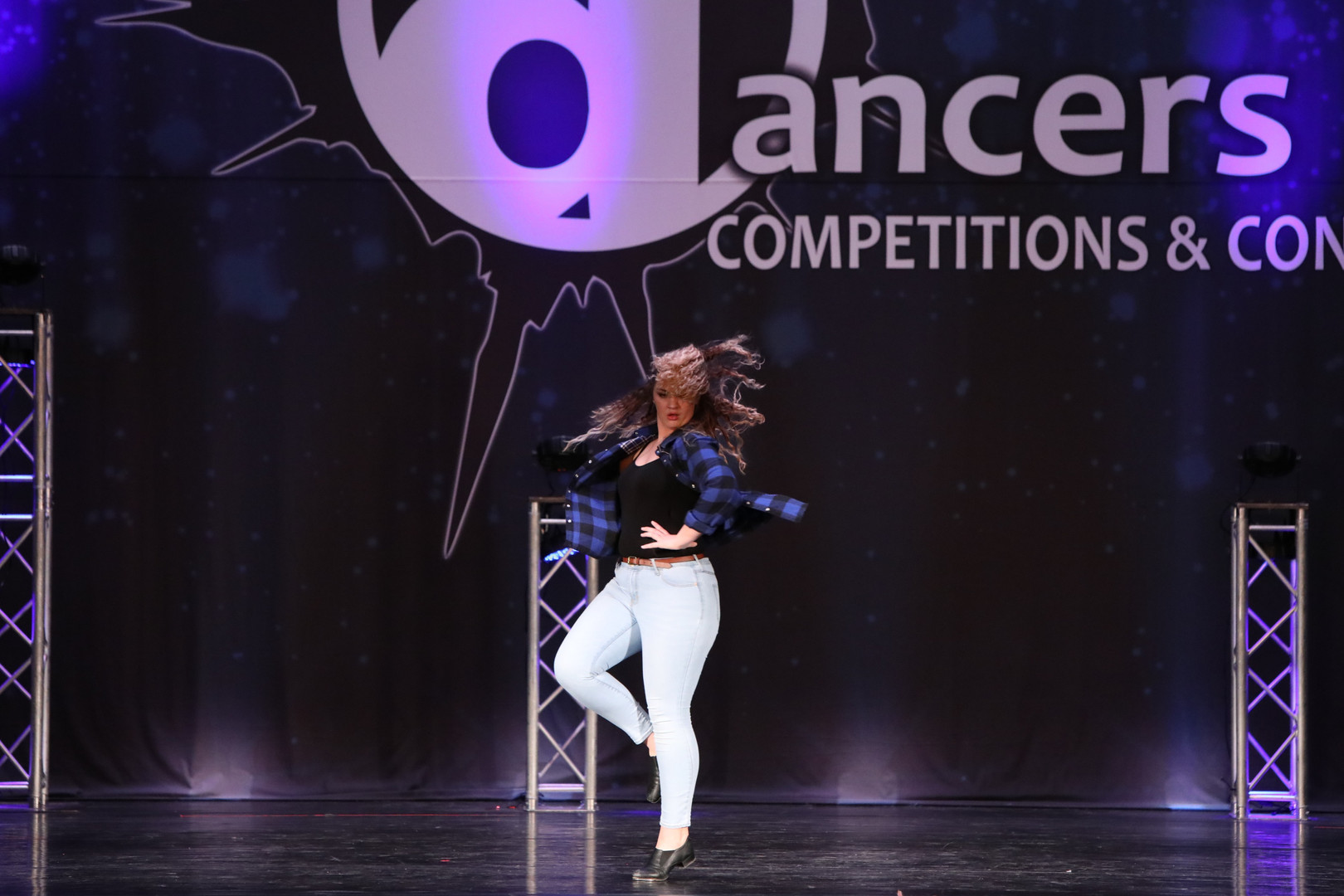 Dancers. Inc Competition
