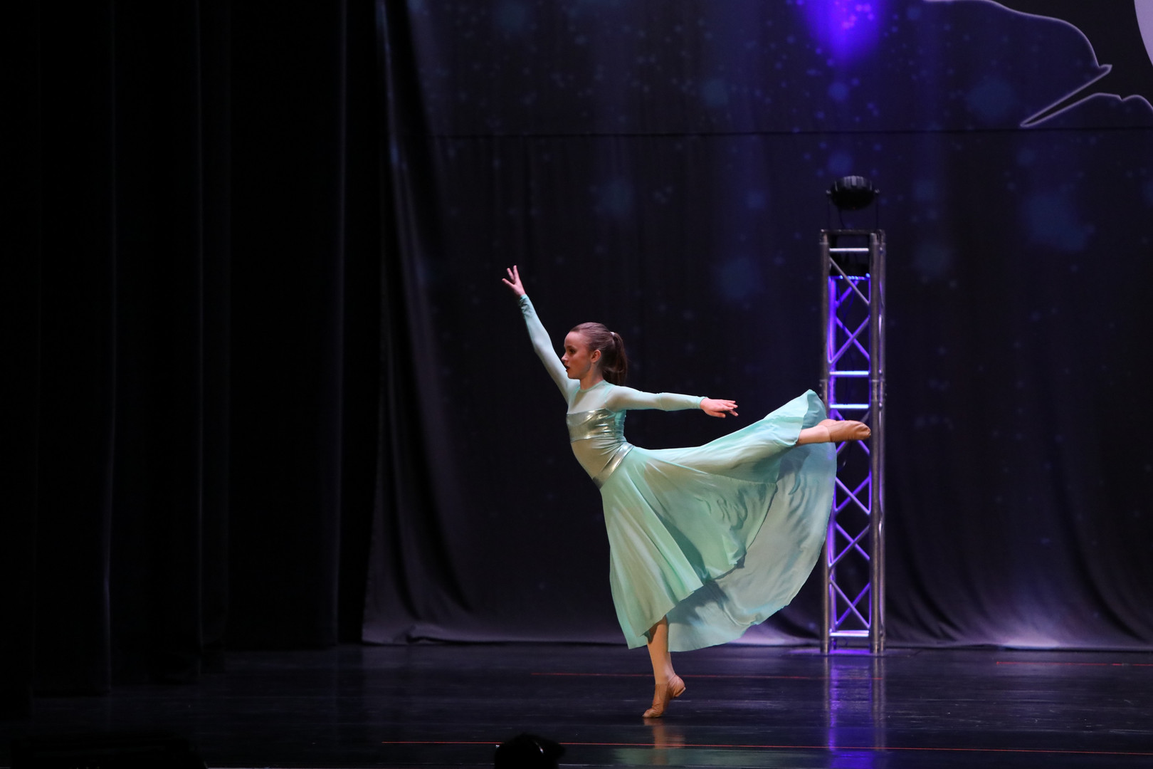 Dancer's Inc. Competition