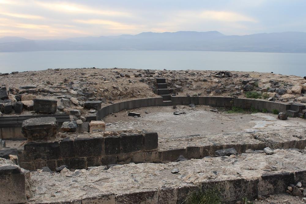 Сусита - город Десятиградья над Кинеретом