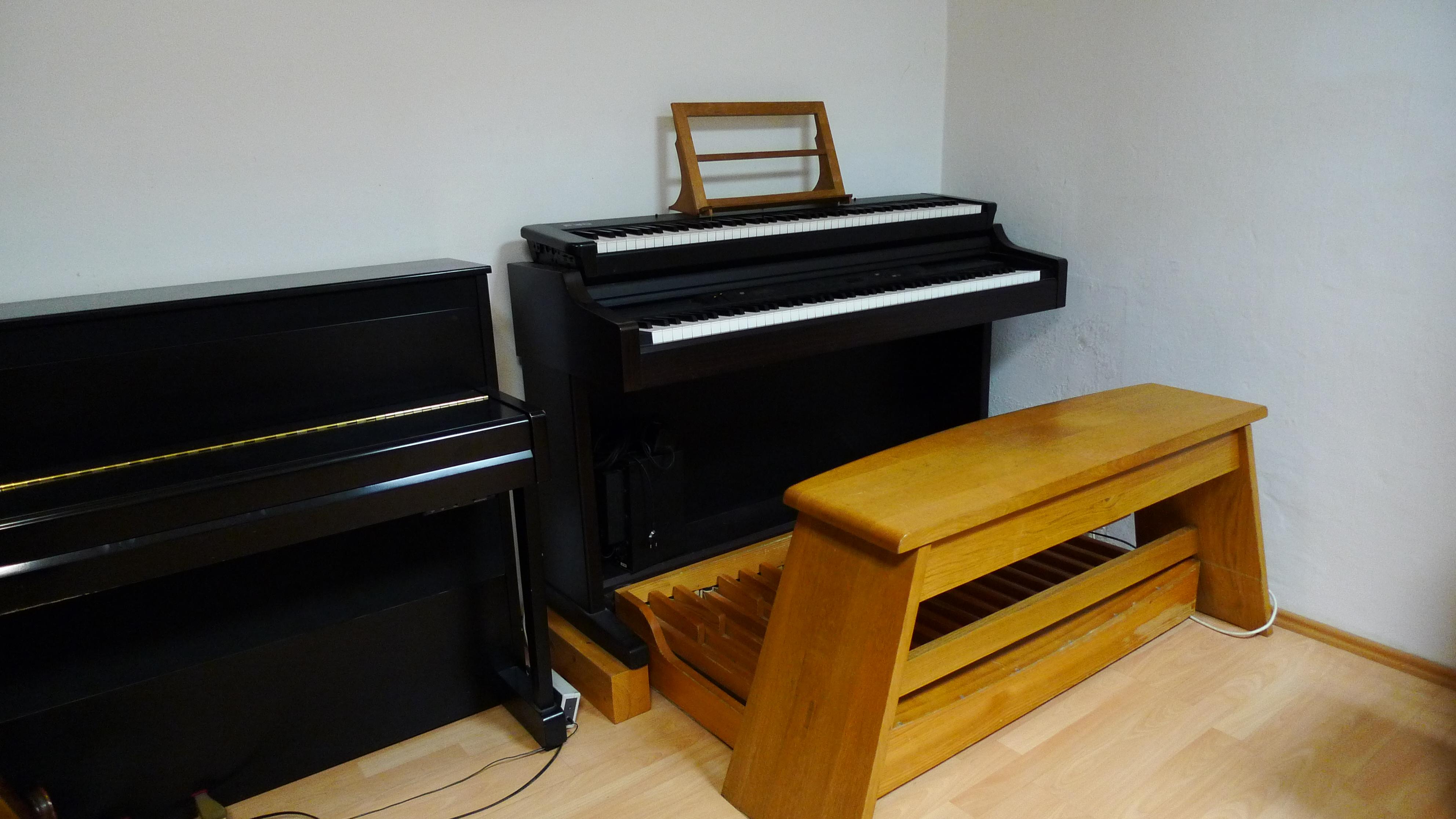 電子管風琴