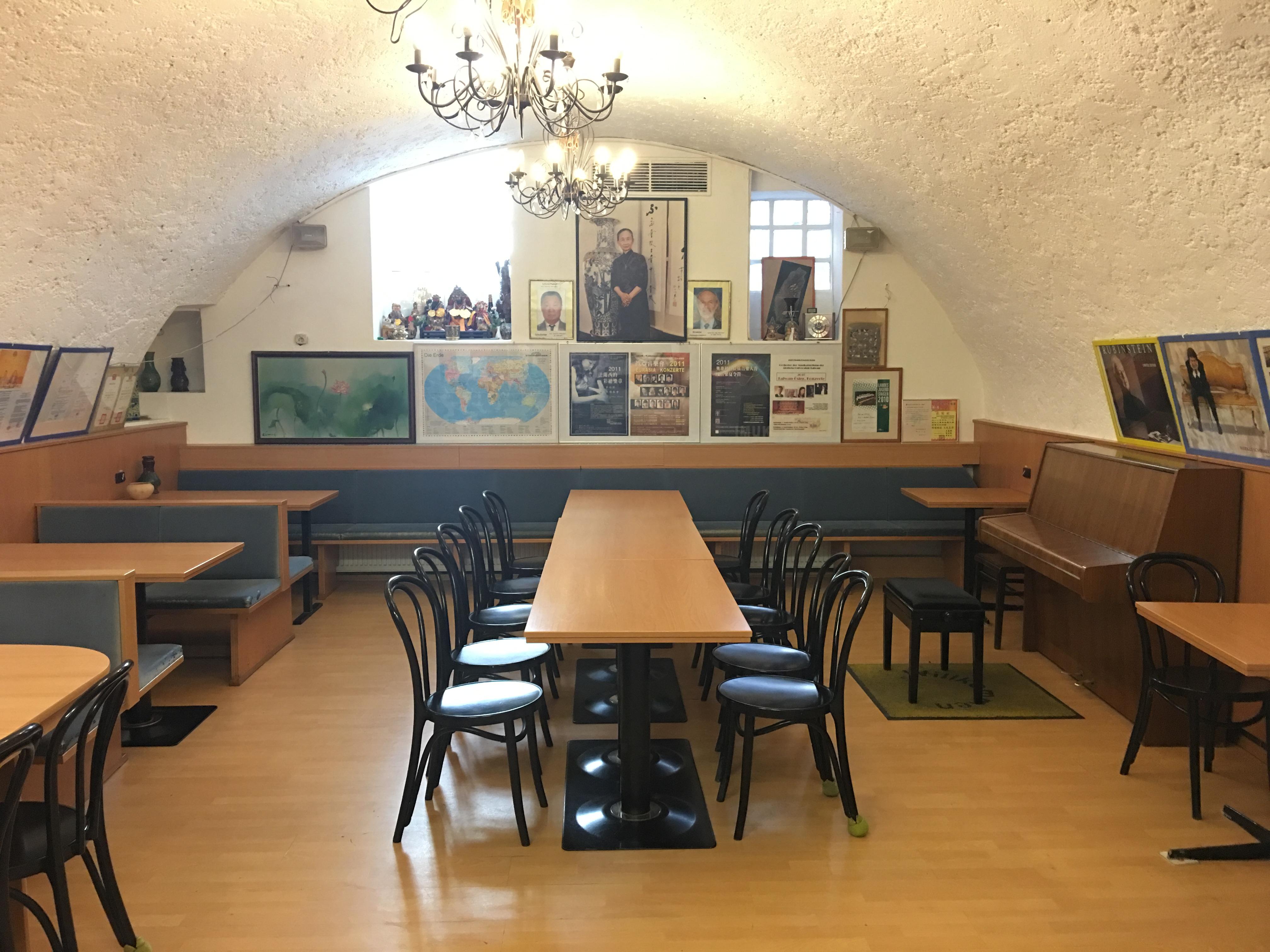 餐廳交誼廳
