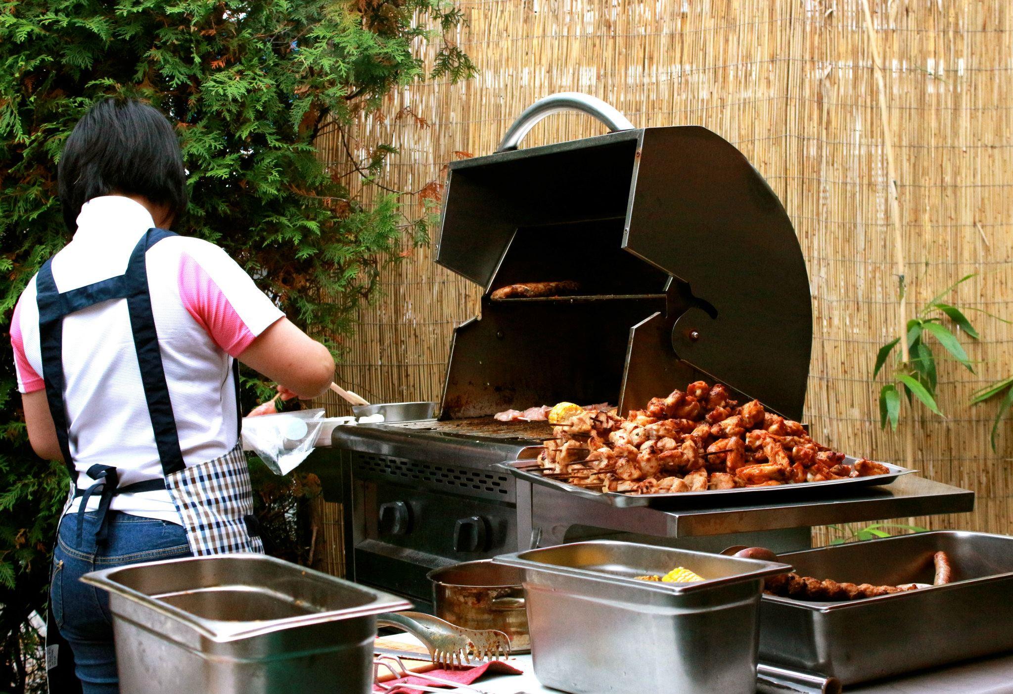 中秋烤肉活動