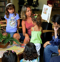 Friends of the Torrance Library program