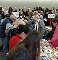 Friends of the Torrance Library book sale