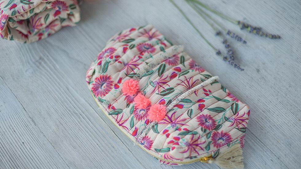 Louise Misha Bohe Floral Print Mummy handbag