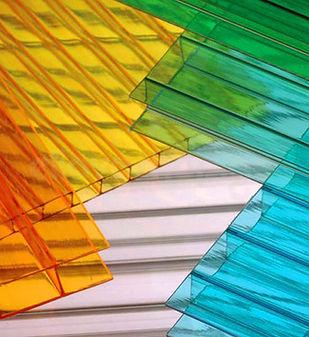 Разноцветный поликарбонат и другие стройматериалы в Озерах, Ступино, Кашире, Зарайске