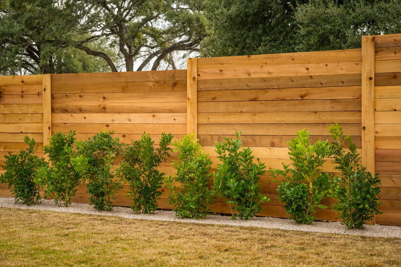 Деревянный забор, штакетник в Озёрах