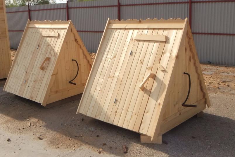 Домик для колодца в Ступино с доставкой и установкой