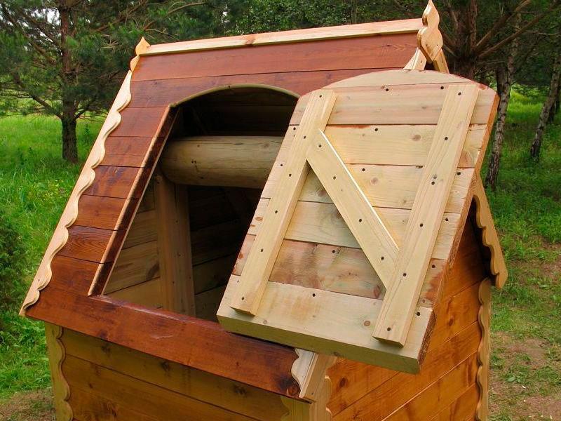 Домик для колодца с доставкой в Каширу