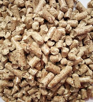 Топливные гранулы серые 8 мм купить в Зарайске с доставкой