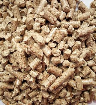 Топливные гранулы серые 8 мм купить в Ступино с доставкой