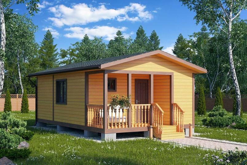 Уютный дачный домик в Ступино