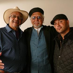 Charles Lloyd, Arthur & Alistair.JPG
