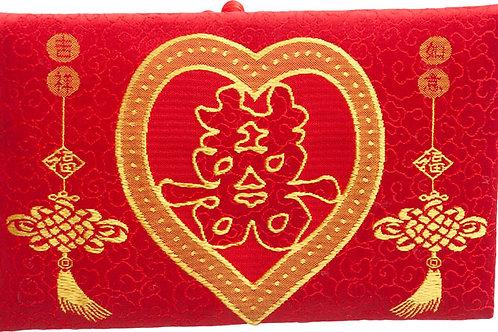 絲綢紅包袋
