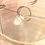 Thumbnail: 10寸米白色彩繪雞蛋燈