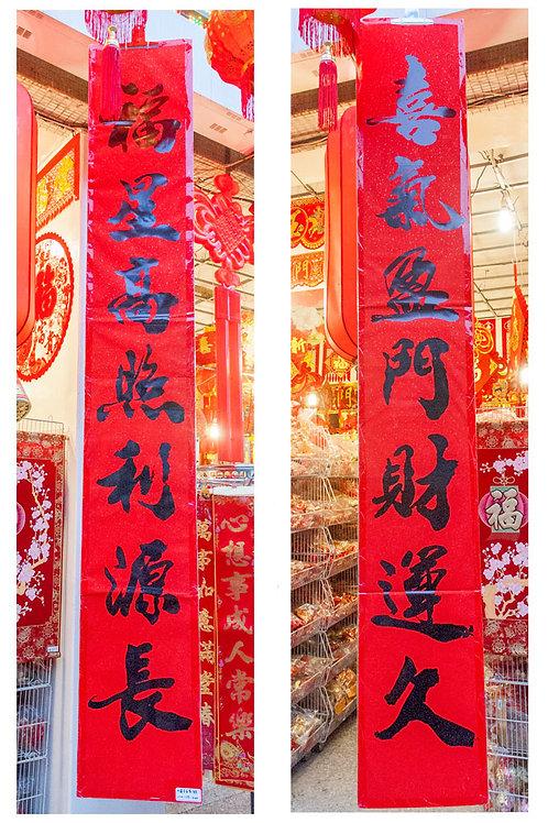 2.5m中國名家對聯(萬事)