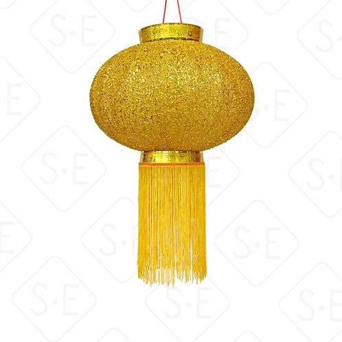 黃金粉亮片燈籠_F8203