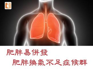 肥胖為何不利於健康?呼吸系統疾病