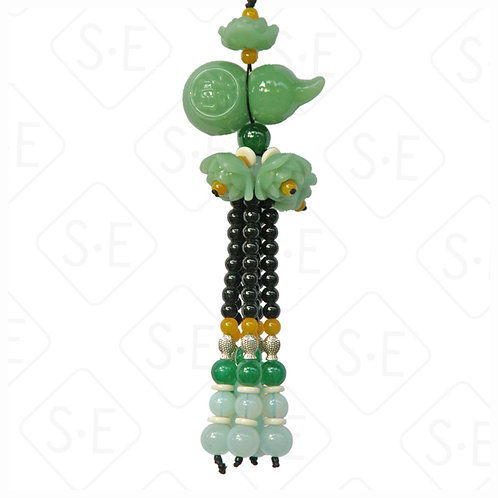 葫蘆吊掛飾| 勝億紙藝品行春節吊飾批發零售