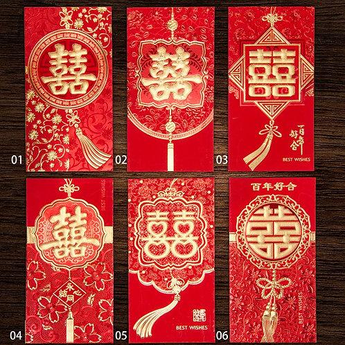 XQ1801紅包袋*6同