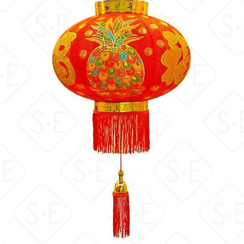 100#植絨燈籠(福臨財旺)