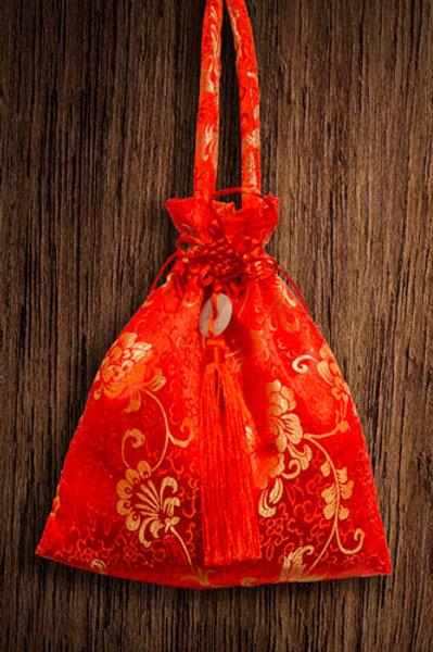 中國玉佩手提袋